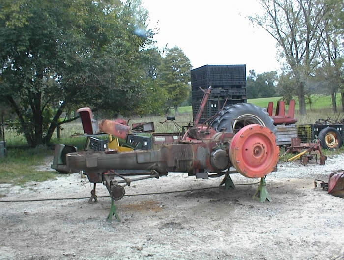 Tractor Restoration Parts : Tractor parts restoration supply autos we