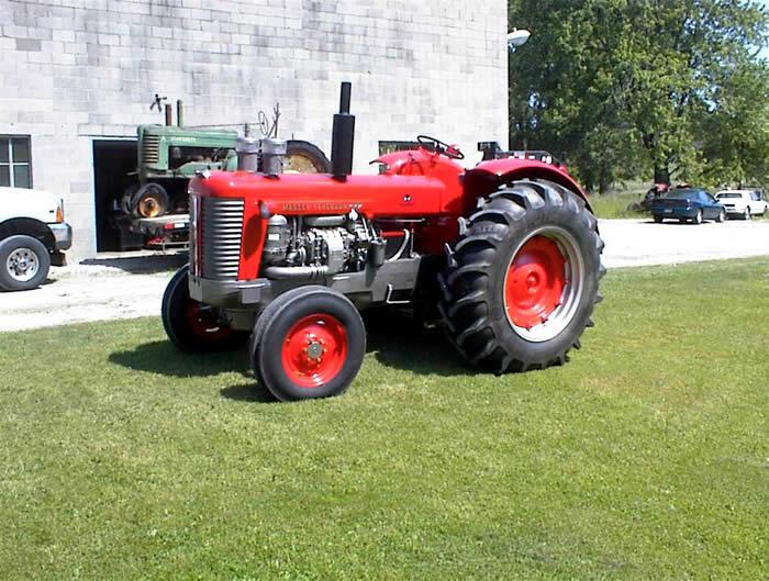 Massey Ferguson Super 98